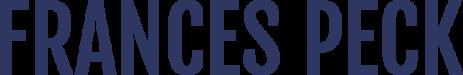 Frances Peck logo
