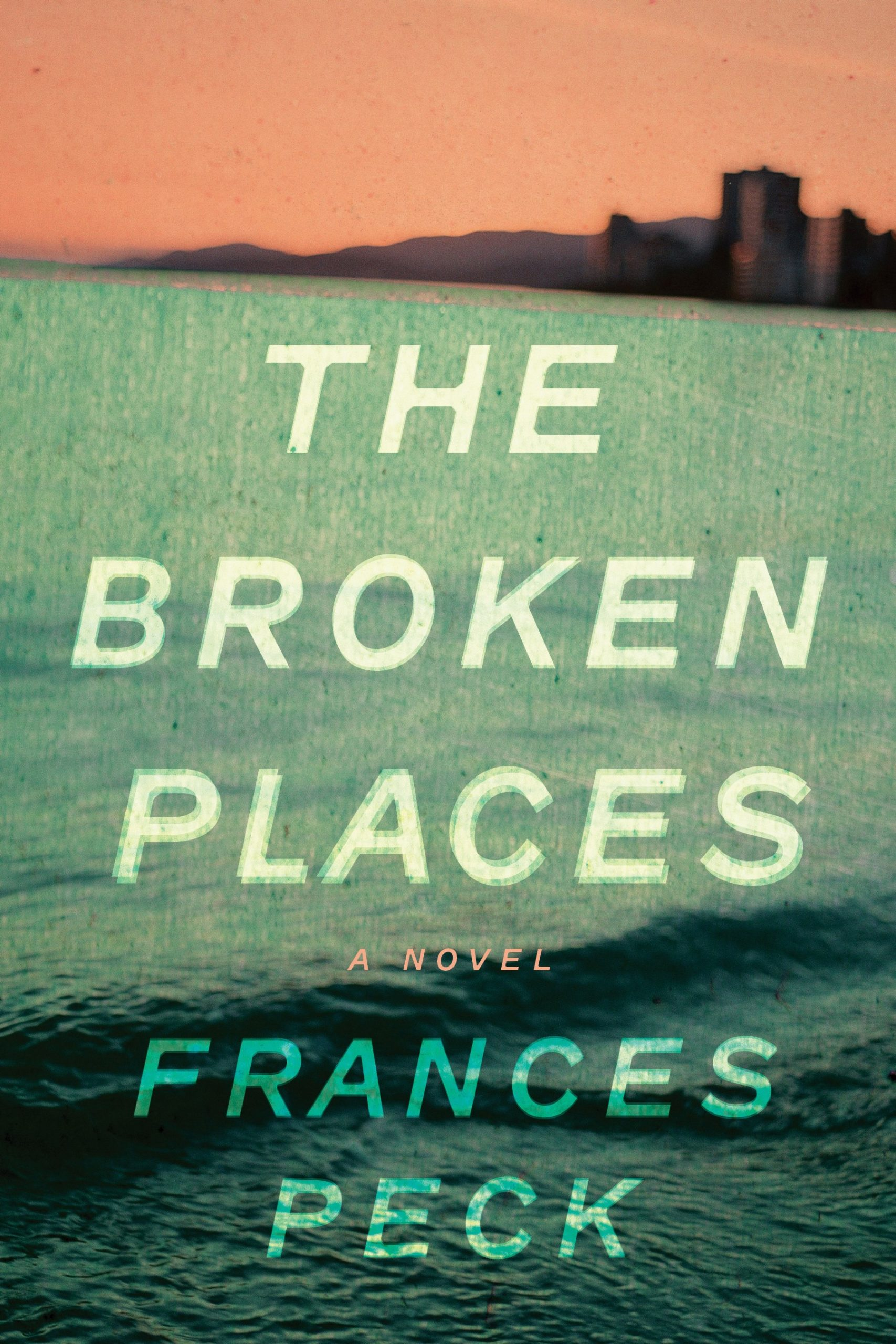 Cover of novel The Broken Places